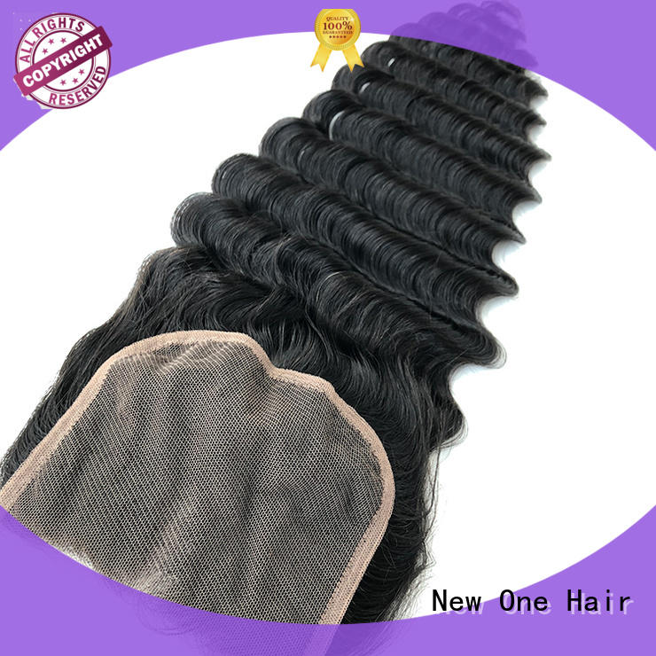 New one lace closure wholesale for brazilian women