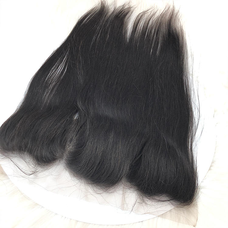 Dark Brown 13x4 13x6 Human Hair Lace Frontal Popular On Amazon