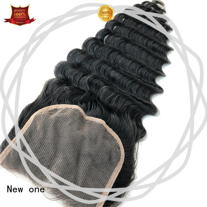 New one comfortable lace closure series for African Women
