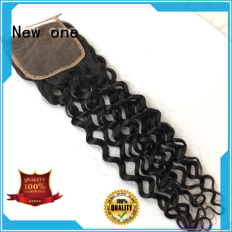 New one transparent lace closure manufacturer for brazilian women