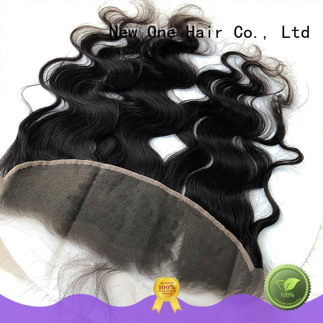New one transparent lace frontal factory direct supply for black women
