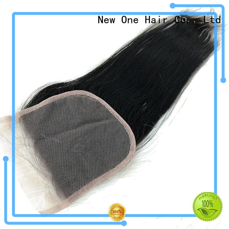 New one reliable lace closure customized for brazilian women