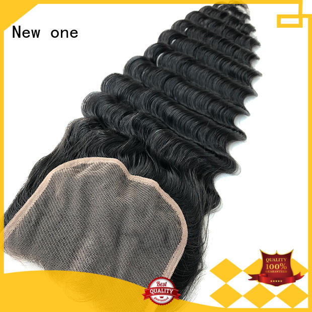 New one reliable transparent lace closure manufacturer for party