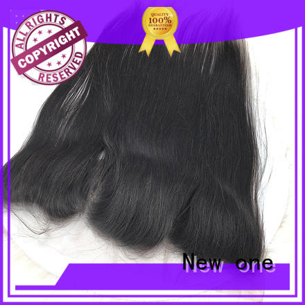 New one fashion transparent lace frontal wholesale for party