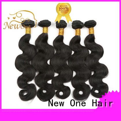 New one human hair bundles from China for women