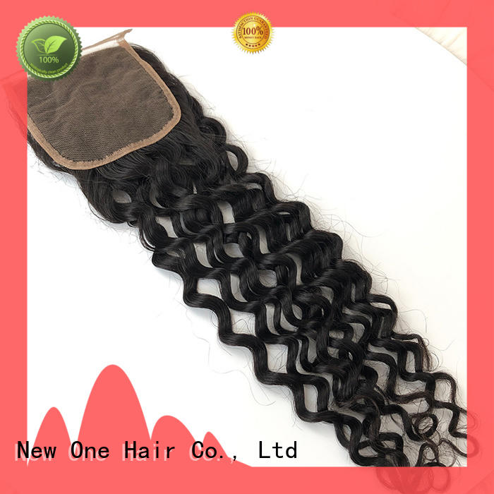 New one popular lace closure series for women