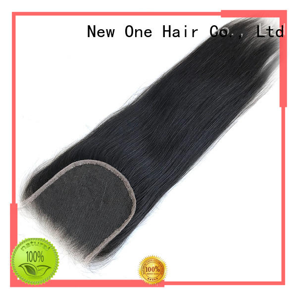 New one hd lace closure directly sale for cancer patient