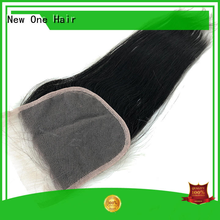 New one transparent lace closure supplier for American Women
