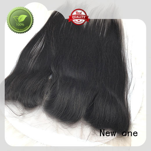 New one transparent lace frontal manufacturer for brazilian women