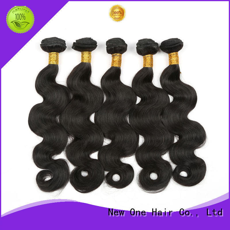 New one human hair bundles from China for brazilian women