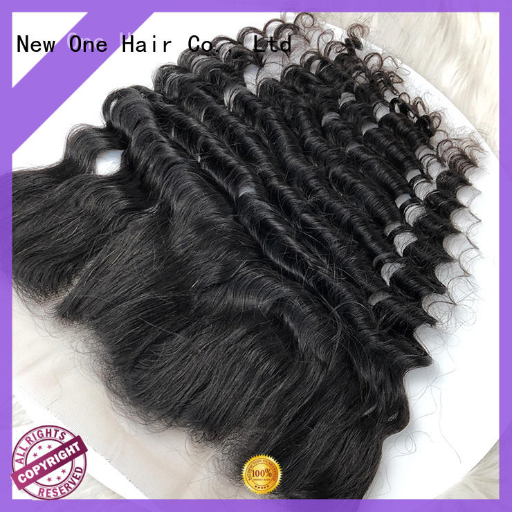 New one transparent lace frontal manufacturer for African Women