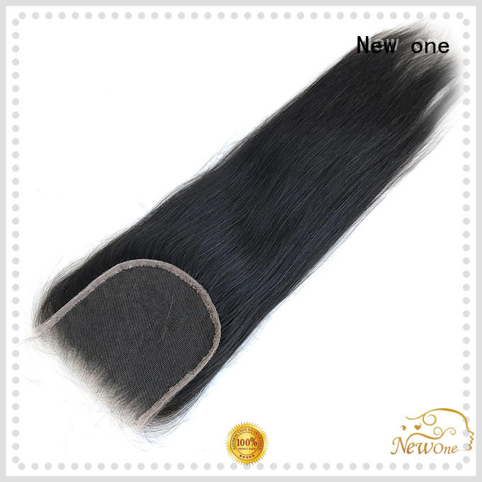 New one high quality hd lace closure manufacturer for American Women