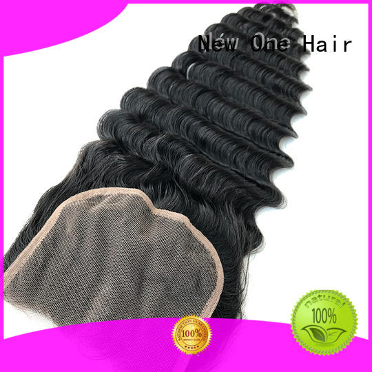 comfortable transparent lace closure wholesale for black women