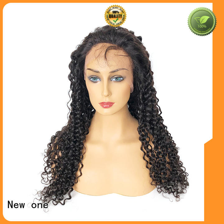 New one swiss lace wig customized for brazilian women