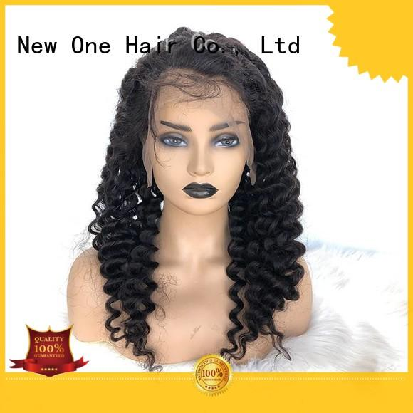 New one excellent transparent lace wigs factory direct supply for party