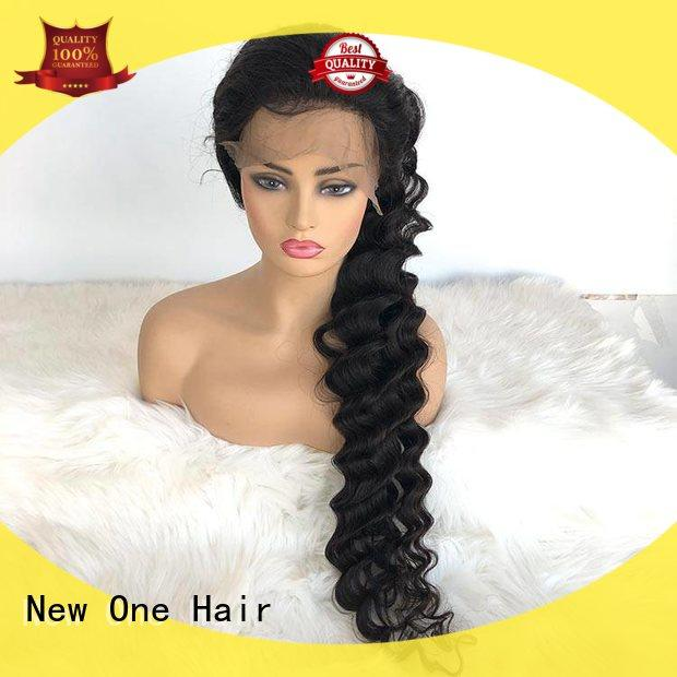 New one human lace wigs supplier for African Women