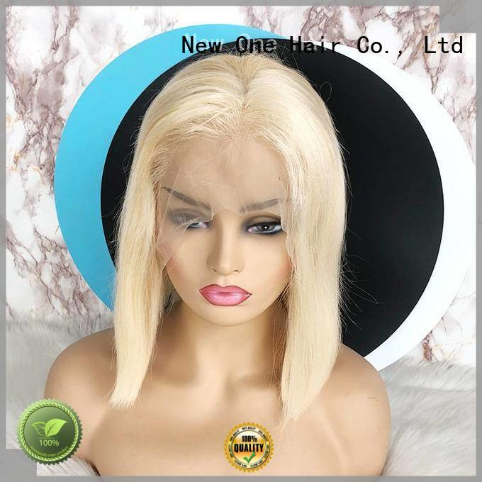 New one high density swiss lace wig supplier for party