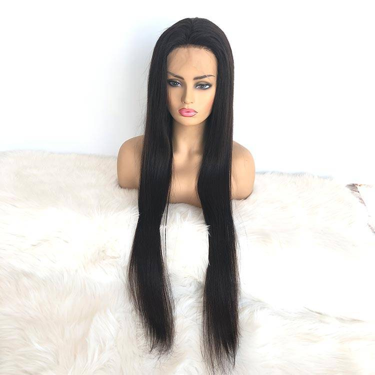 Pre-plucked Hairline Transparent Lace Full Lace Wig