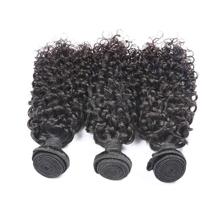 Top Quality Human Hair Deep Curly Hair Bundles