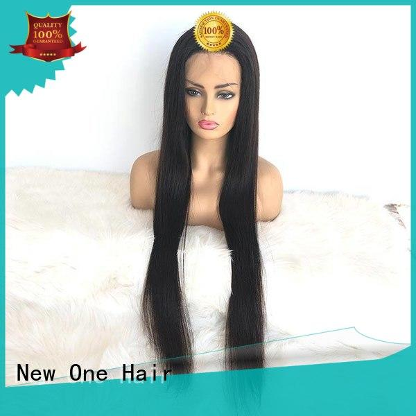New one beautiful transparent lace wigs manufacturer for brazilian women
