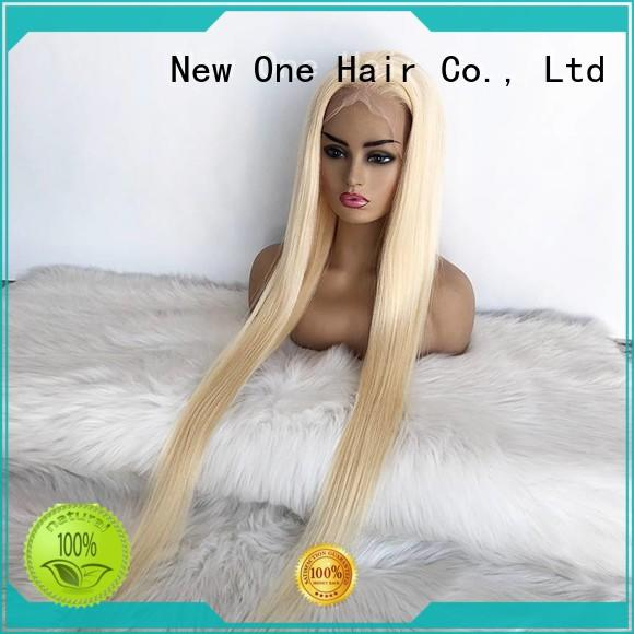 New one comfortable human hair lace wigs customized for African Women