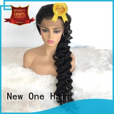 New one reliable full lace wigs manufacturer for American Women