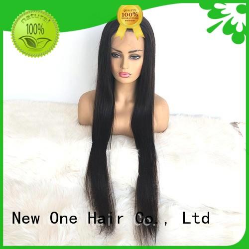 high density swiss lace wig series for African Women