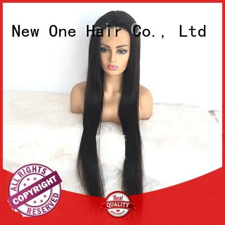 excellent human lace wigs customized for American Women