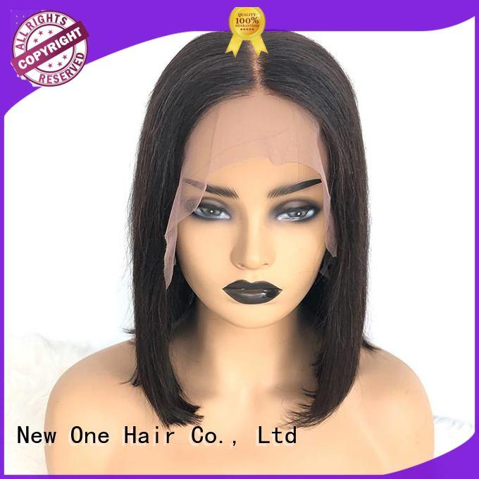 New one human lace wigs supplier for American Women