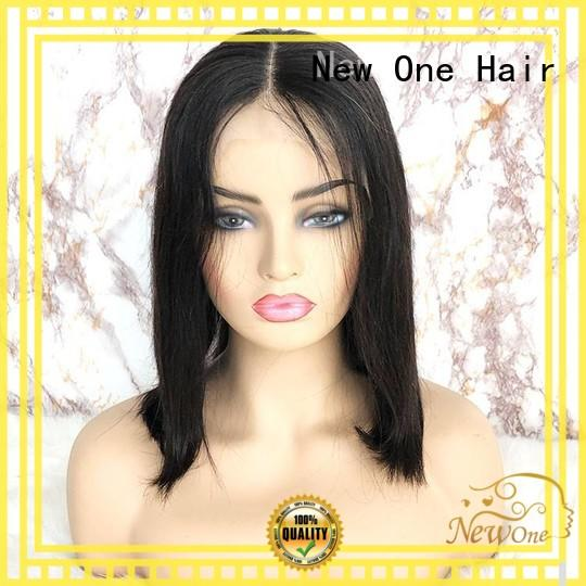 stylish swiss lace wig factory direct supply for black women
