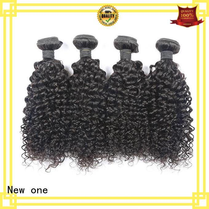 New one human hair weave bundles from China for party