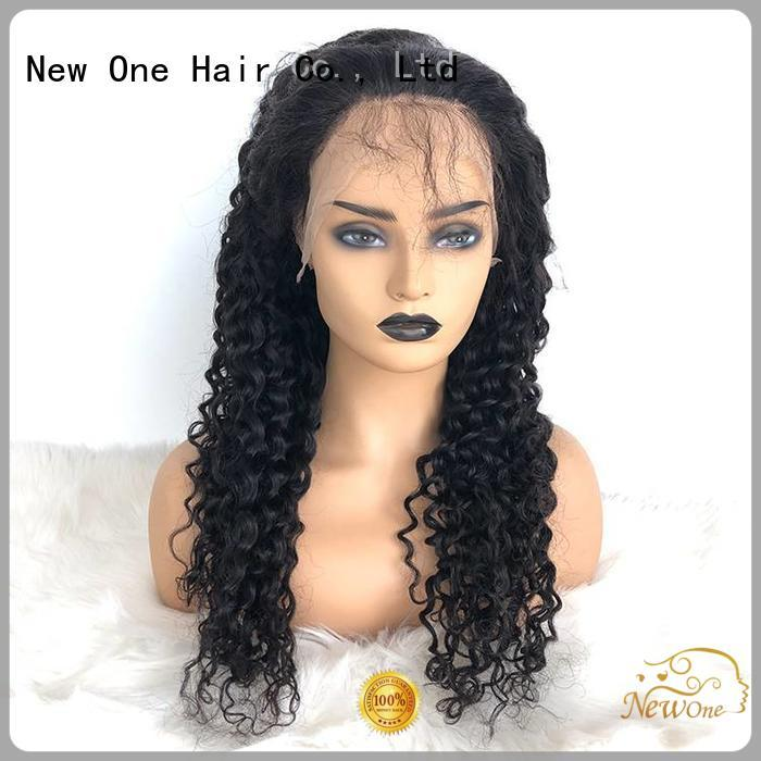 New one full lace wigs factory direct supply for American Women