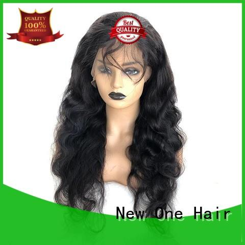 New one human hair lace wigs factory direct supply for brazilian women