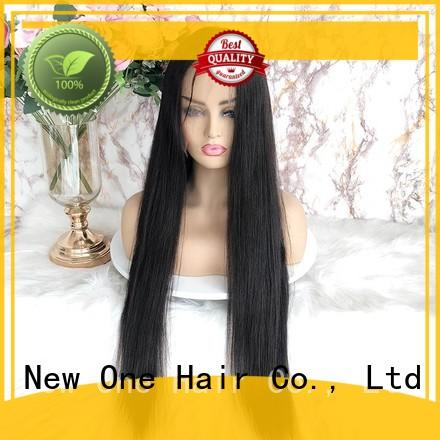 New one human hair hd full lace wigs factory direct supply for African Women