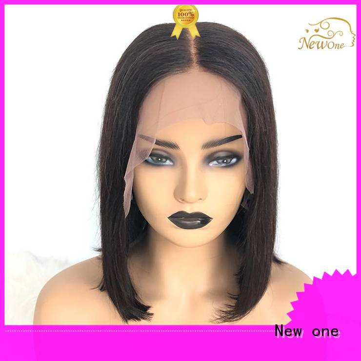 New one high density transparent lace wigs series for black women