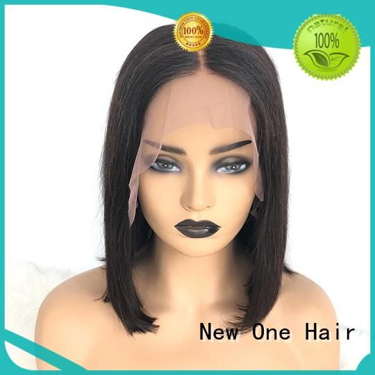 New one high density human lace wigs supplier for women