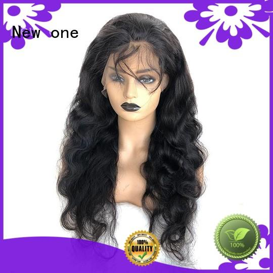 New one high density human hair lace wigs series for black women
