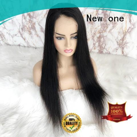 New one virgin hd lace wigs customized for African Women