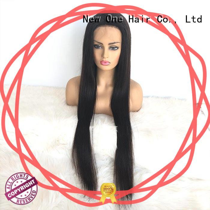 excellent human hair lace wigs manufacturer for black women
