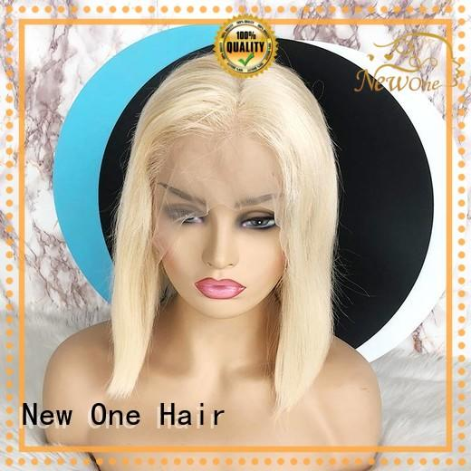 New one human hair lace wigs customized for women