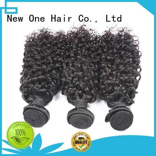 New one hair bundles customization for black women