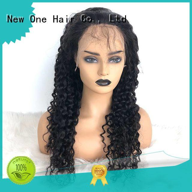 New one comfortable human lace wigs supplier for American Women