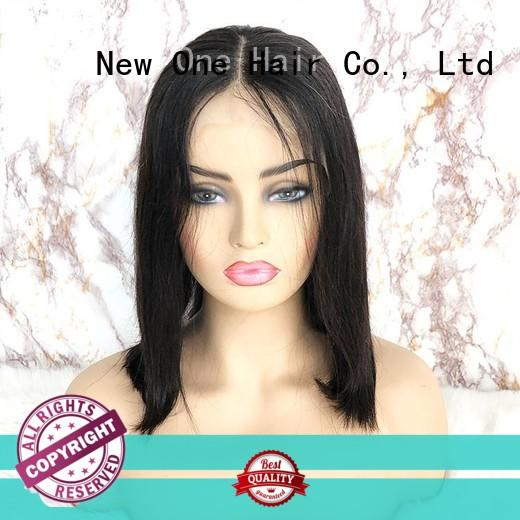 New one human hair lace wigs series for cancer patient