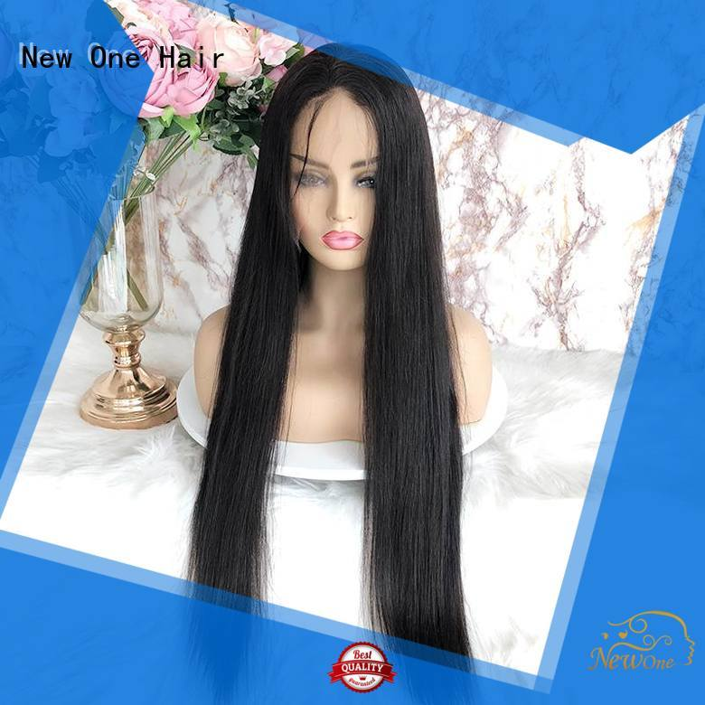 New one comfortable hd full lace wigs manufacturer for black women