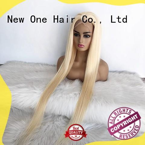 New one natural swiss lace wig supplier for party