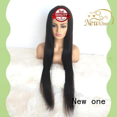 excellent human hair lace wigs factory direct supply for party