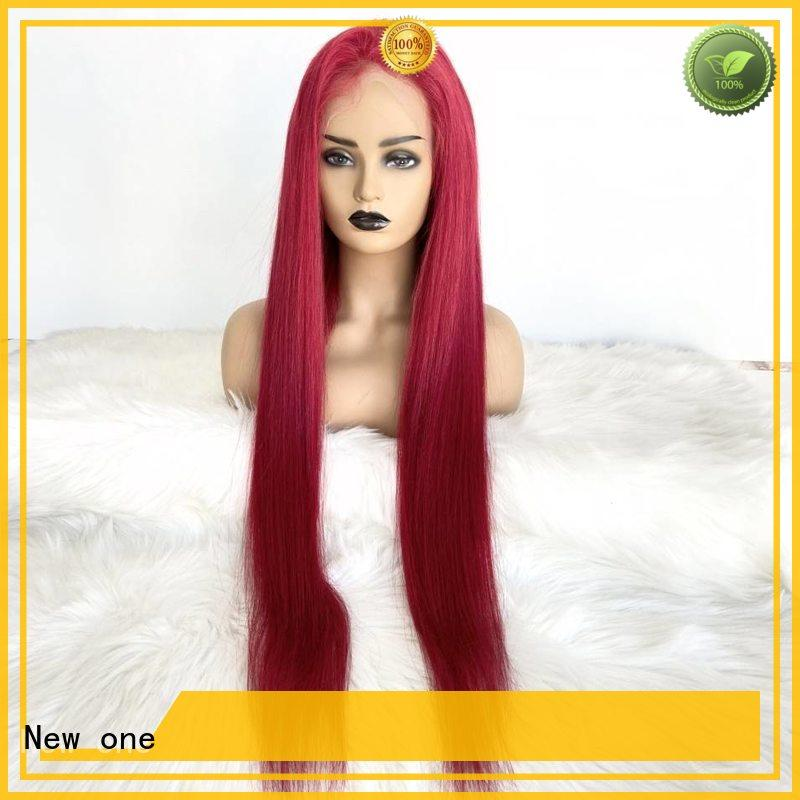 New one full lace wigs factory direct supply for brazilian women